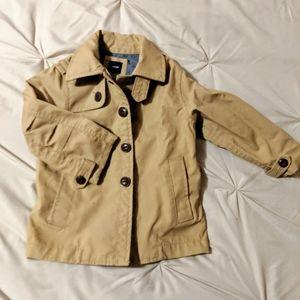 Toddler Pea Coat / trench coat GAP